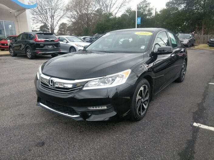 2016 Honda Accord Sedan EX 2.4L Tuscaloosa AL
