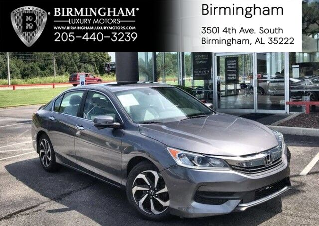 2016 Honda Accord Sedan EX Birmingham AL