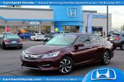 2016 Honda Accord Sedan EX-L Video
