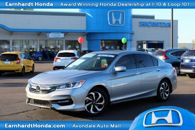2016 Honda Accord Sedan EX-L Avondale AZ