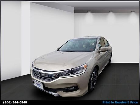 2016 Honda Accord Sedan EX-L Brooklyn NY