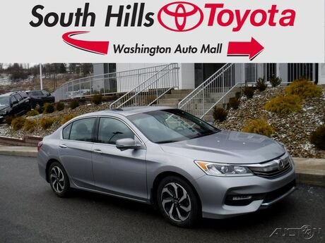 2016 Honda Accord Sedan EX-L Canonsburg PA