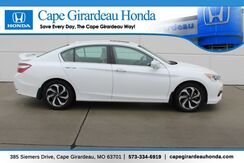 2016_Honda_Accord Sedan_EX-L_ Cape Girardeau MO