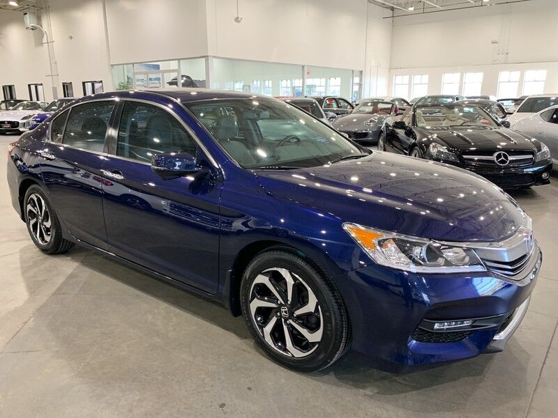 2016_Honda_Accord Sedan_EX-L_ Charlotte NC