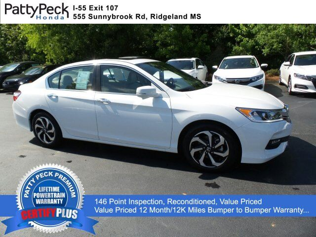 2016 Honda Accord Sedan EX-L FWD Jackson MS