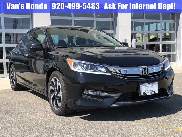 2016 Honda Accord Sedan EX-L Green Bay WI
