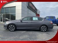 Honda Accord Sedan EX-L 2016