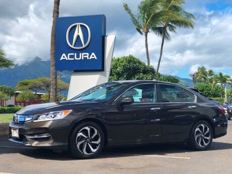 2016 Honda Accord Sedan EX-L Kahului HI