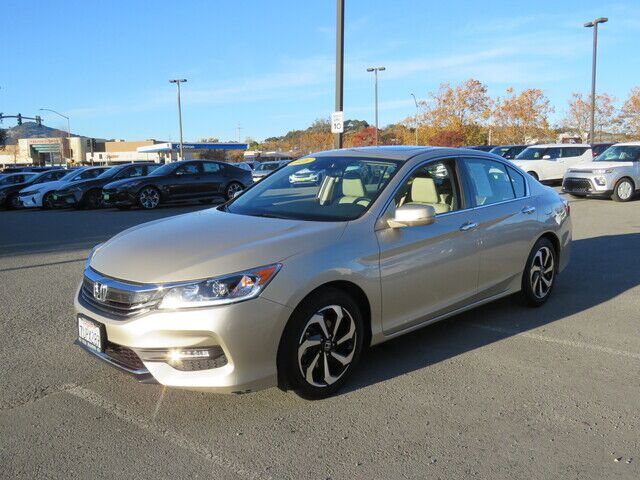 2016 Honda Accord Sedan EX-L Novato CA