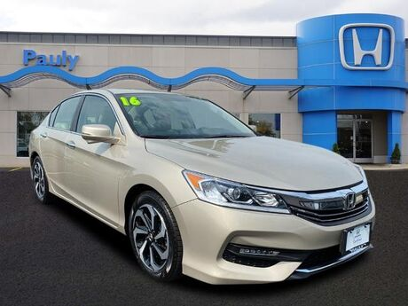 2016 Honda Accord Sedan EX Libertyville IL