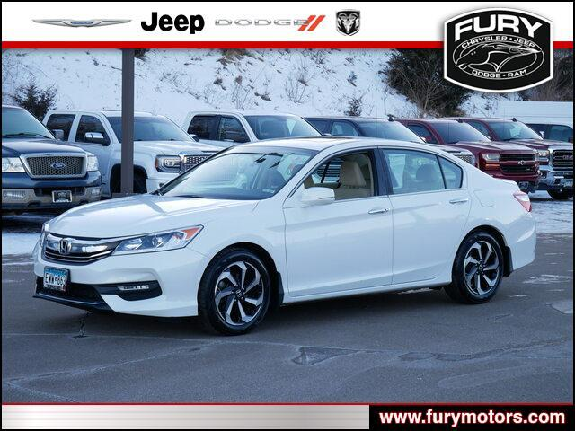 2016 Honda Accord Sedan EX St. Paul MN