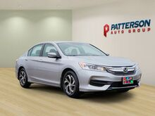 2016_Honda_Accord Sedan_LX_ Wichita Falls TX