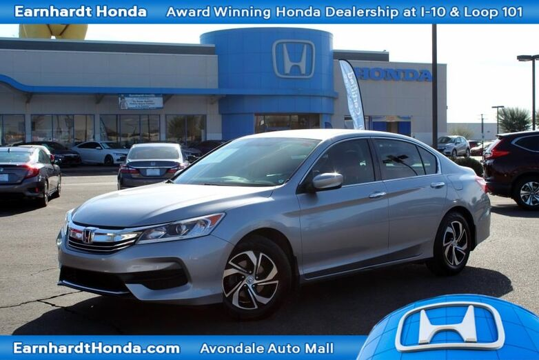 2016 Honda Accord Sedan LX Avondale AZ