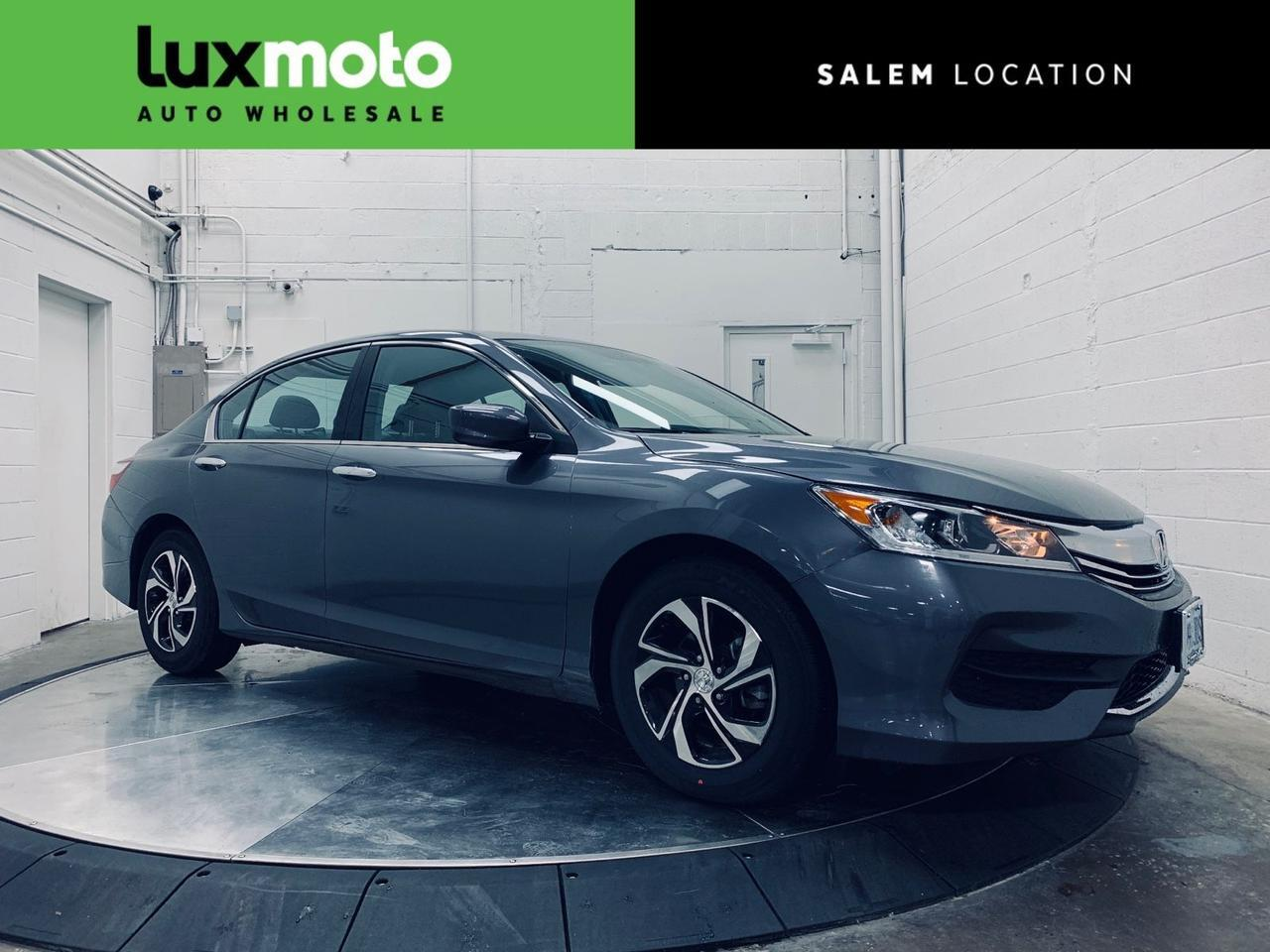 2016 Honda Accord Sedan LX Backup Cam Locally Owned Clean Carfax Portland OR