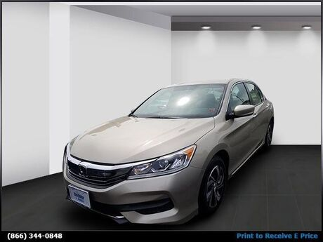 2016 Honda Accord Sedan LX Brooklyn NY