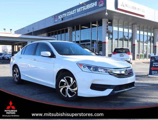 2016 Honda Accord Sedan LX Cerritos CA