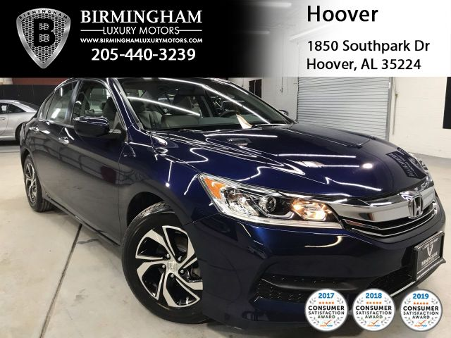 2016 Honda Accord Sedan LX Sedan CVT Hoover AL