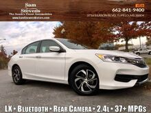 2016_Honda_Accord Sedan_LX_ Tupelo MS