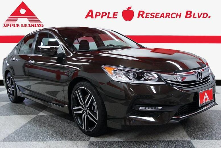 2016 Honda Accord Sedan Sport Austin TX