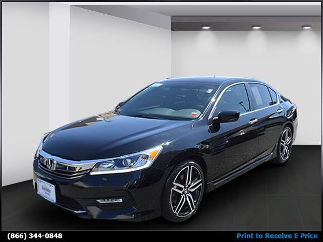 2016 Honda Accord Sedan Sport Brooklyn NY