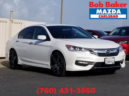2016_Honda_Accord Sedan_Sport_ Carlsbad CA