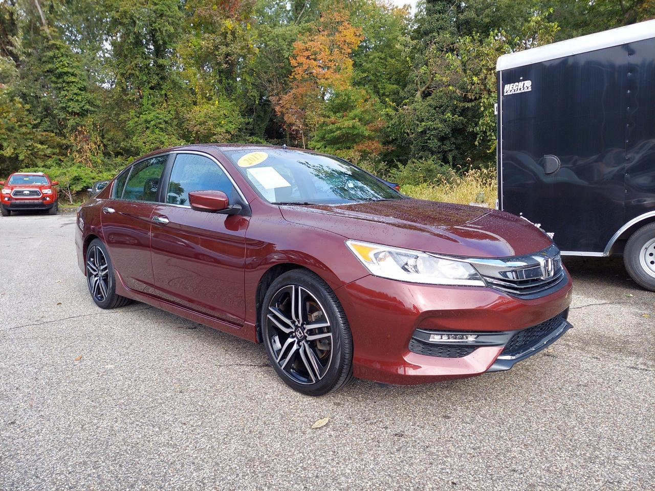 2016 Honda Accord Sedan Sport Conshohocken PA