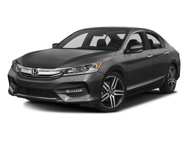 2016 Honda Accord Sedan Sport Irvine CA