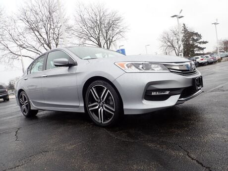2016 Honda Accord Sedan Sport Libertyville IL