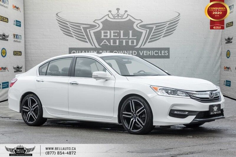 2016 Honda Accord Sedan Sport, REAR CAM, B.SPOT CAM, SUNROOF, BLUETOOTH Toronto ON