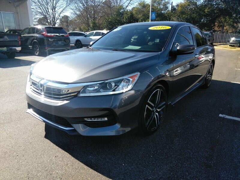 2016 Honda Accord Sedan Sport Tuscaloosa AL