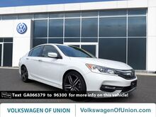 2016_Honda_Accord Sedan_Sport_ Union NJ