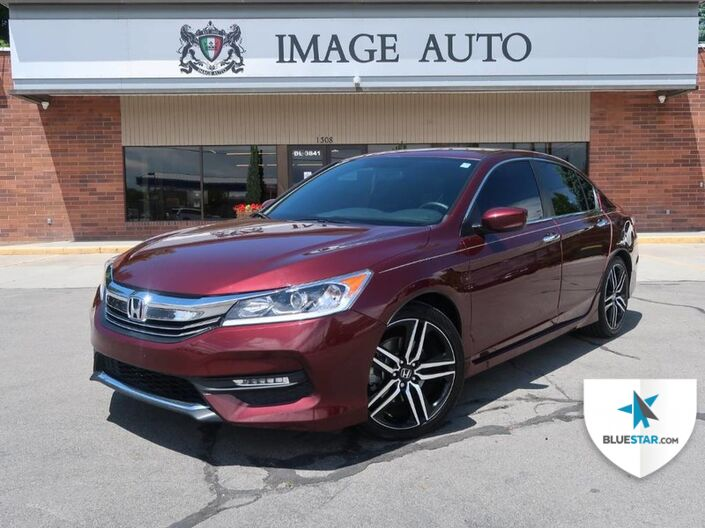 2016 Honda Accord Sedan Sport West Jordan UT