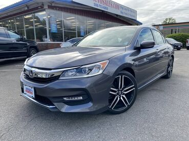 2016_Honda_Accord Sedan_Sport_ Worcester MA