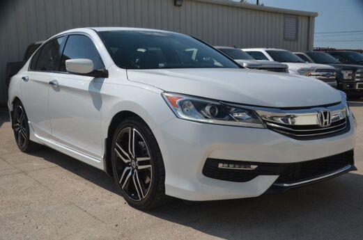 2016 Honda Accord Sedan Sport Wylie TX