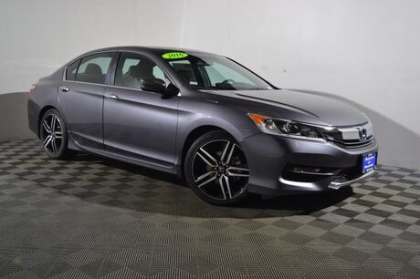 2016 Honda Accord Sedan Sport Seattle WA