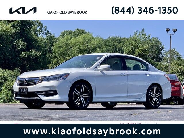 2016 Honda Accord Sedan Touring Old Saybrook CT