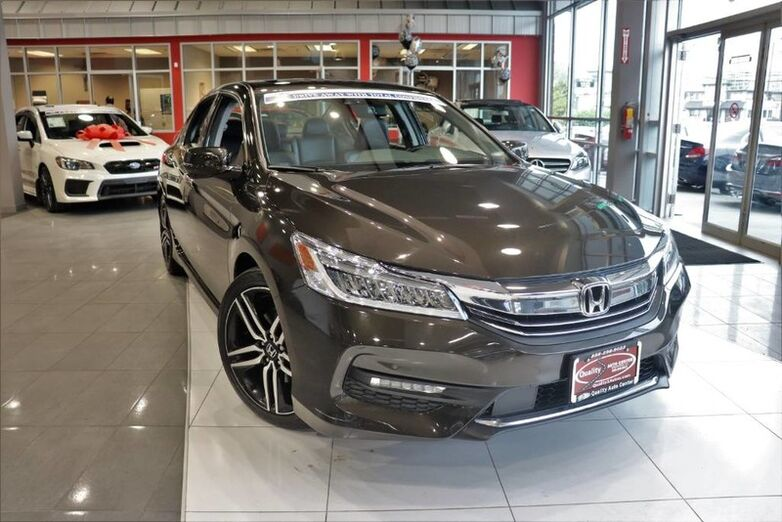 2016 Honda Accord Sedan Touring Springfield NJ
