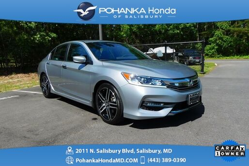 2016_Honda_Accord_Sport ** ONE OWNER ** BEST MATCH **_ Salisbury MD