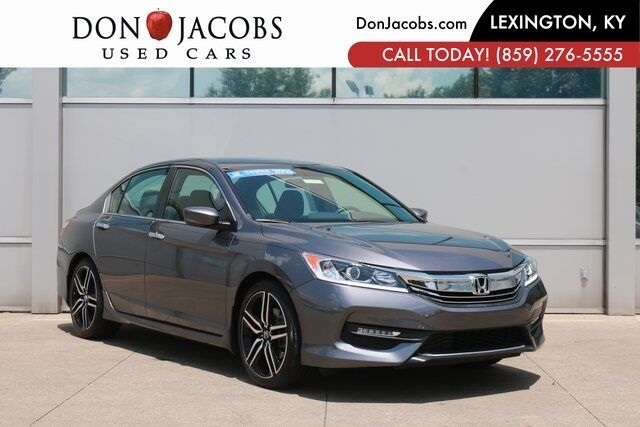 2016 Honda Accord Sport Lexington KY