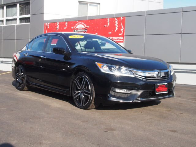 2016 Honda Accord Sport Lexington MA