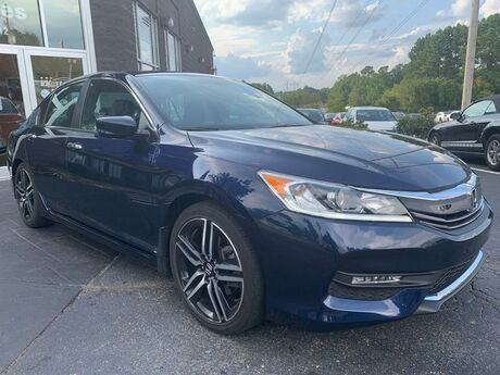 2016 Honda Accord Sport Raleigh NC