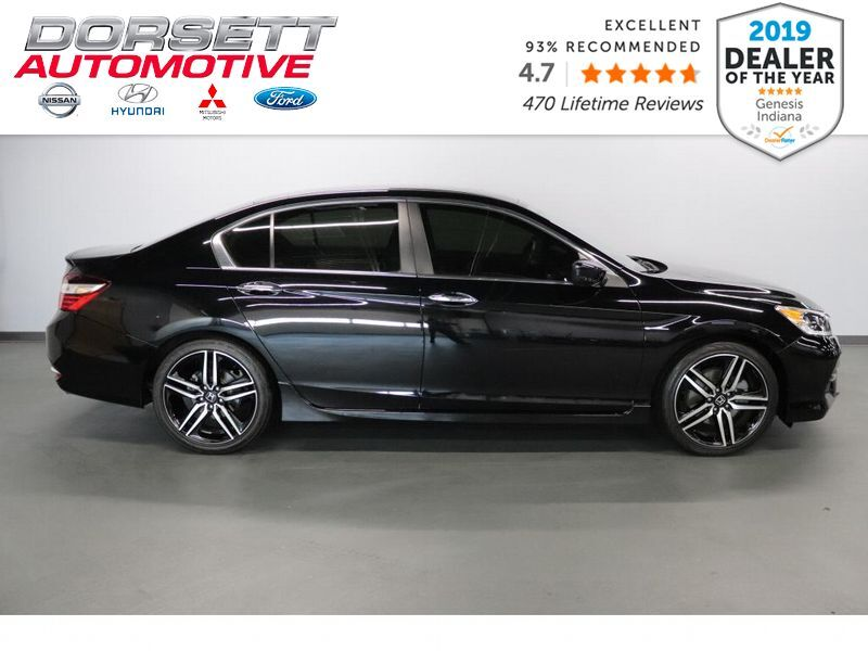2016 Honda Accord Sport Terre Haute IN