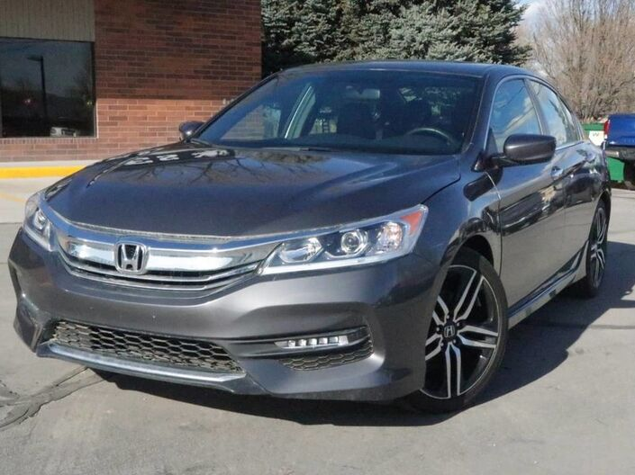 2016 Honda Accord Sport West Jordan UT