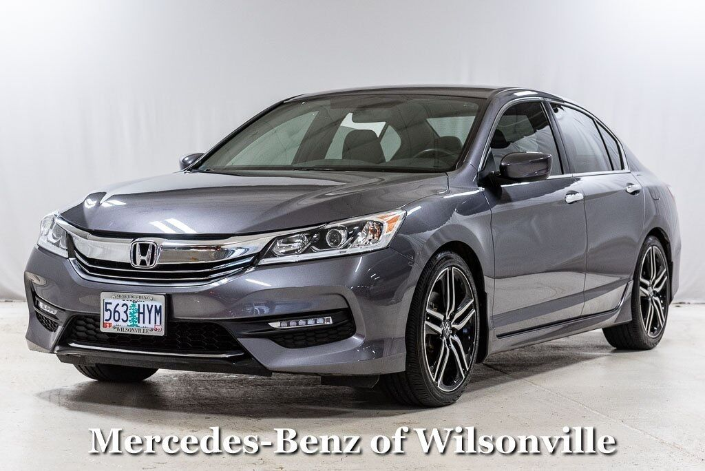 2016 Honda Accord Sport Wilsonville OR