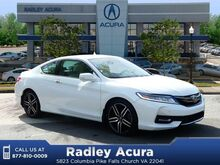 2016_Honda_Accord_Touring_ Falls Church VA