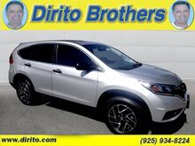 2016_Honda_CR-V 2WD 5dr SE_SE_ Walnut Creek CA