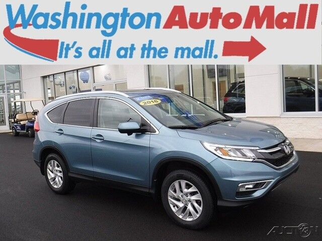 2016 Honda CR-V AWD 5dr EX-L Washington PA
