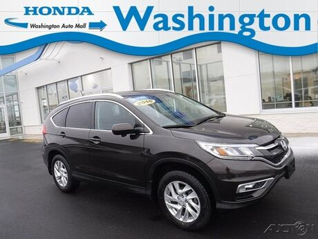 2016 Honda CR-V AWD 5dr EX-L w/Navi Washington PA