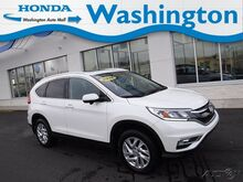 2016_Honda_CR-V_AWD 5dr EX-L w/Navi_ Washington PA