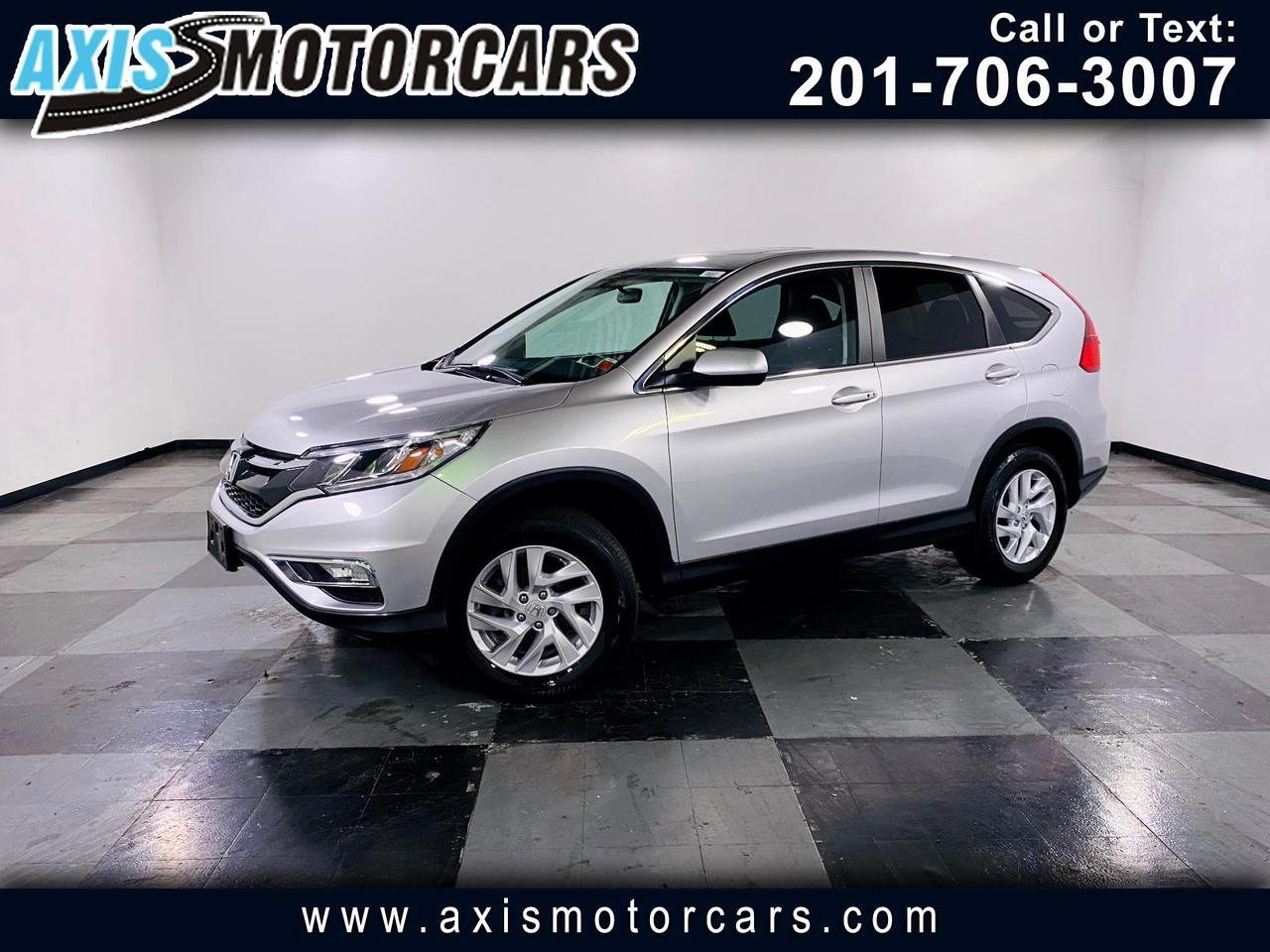 2016 Honda CR-V AWD 5dr EX w/Backup Camera Sun Roof Jersey City NJ